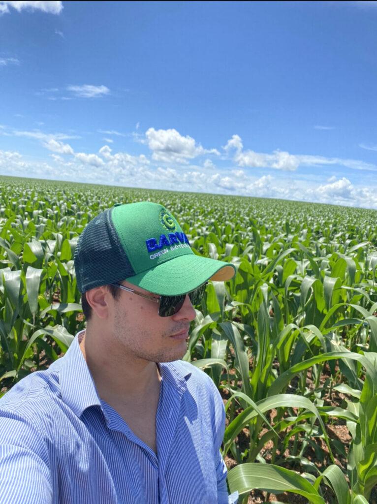 Kevin Gentil Ceo Green Biotech Brasil